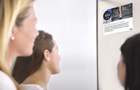 Captivate Elevator Screens