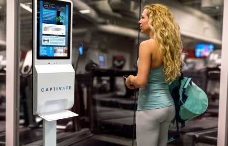 Captivate SCAN in the Gym