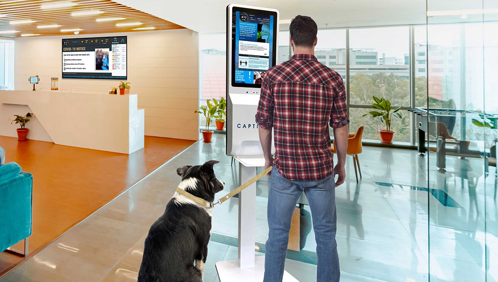 Captivate Residential - Wellness Solution