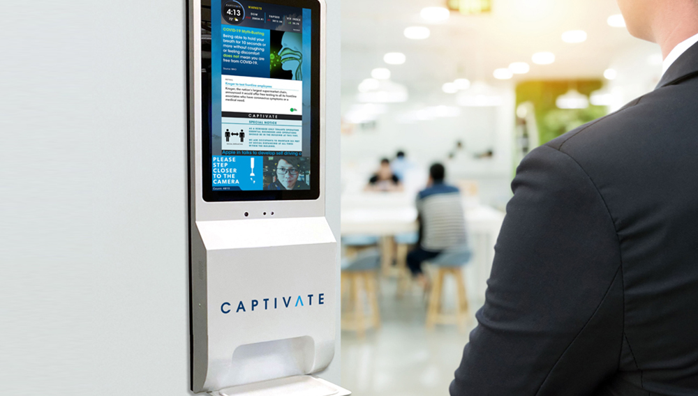 Captivate SCAN