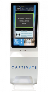 Captivate Scan ScreenCenter Messaging