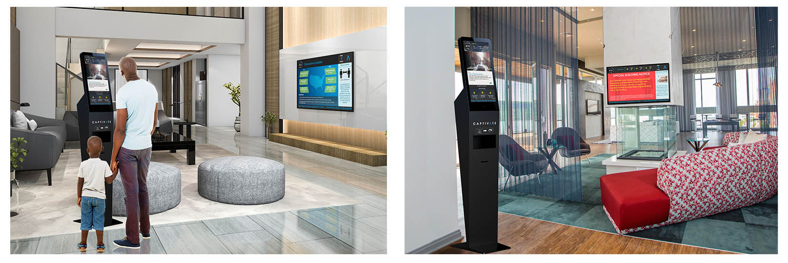 Captivate CLEAN and Captivate | SCAN Residential Communications