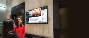 Office Digital Signage and Elevator Advertising