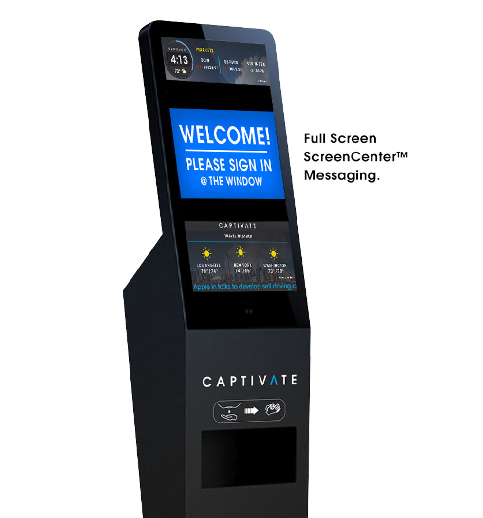 Shop Captivate Digital Signage Display