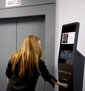 Captivate-CLEAN-Digital-Signage-Display-&-Safety-Amenity
