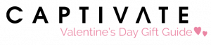 Captivate Gift Guide Valentines Day Logo