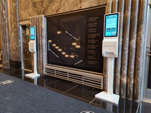 Empire state building chooses Captivate SCAN