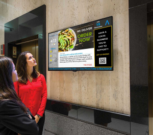 Digital Signage that Support Local Businesses