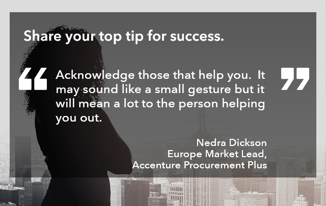 Women in Business Nedra Dickson