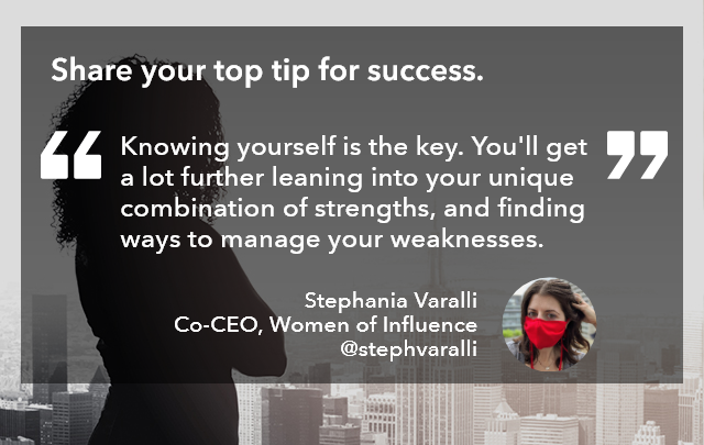 Women In Business Stephania Varalli