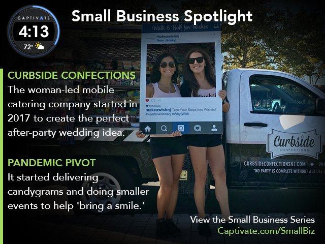 Curbside Confections - Small Business Spotlight May 2021