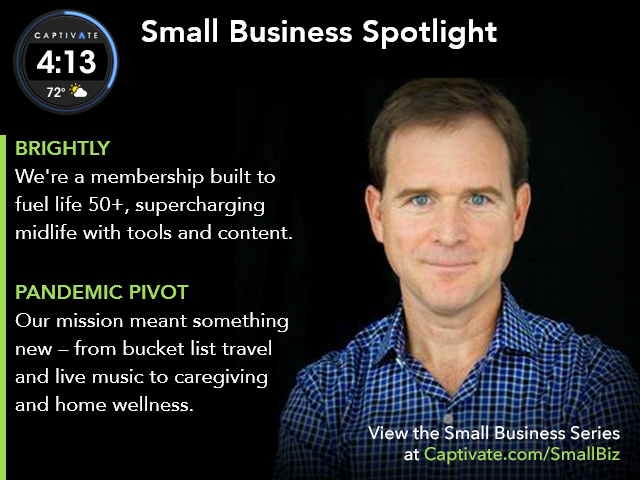 Brightly - Small Business Spotlight May 2021