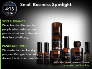 Skin Elegance and Captivate-Small-Business Spotlight May 2021
